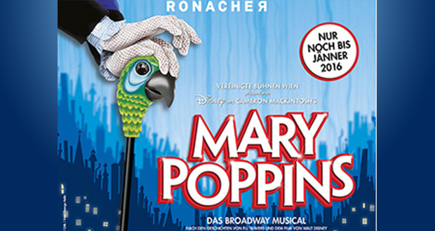 Avtograf mary Poppins